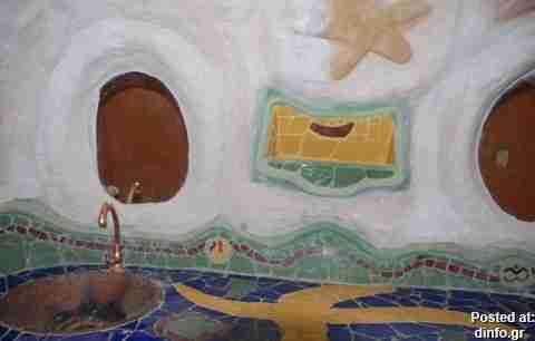 Το σπίτι από τερακότα στην Κολομβία