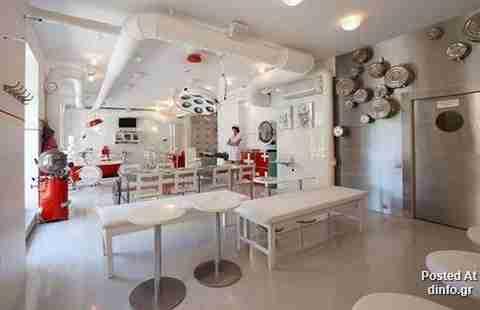 estiatorio nosokomeio 12 Το εστιατόριο που θυμίζει.. νοσοκομείο!