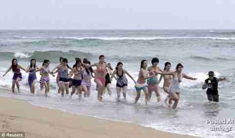 Εκπαίδευση γυναικών σωματοφυλάκων στην Κίνα