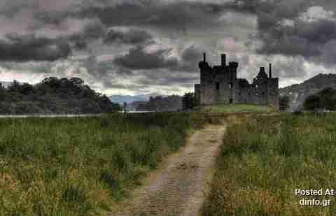 Το ομορφότερο κάστρο της Σκωτίας