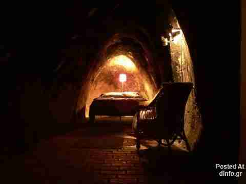 Ξενοδοχείο 155 μέτρα κάτω από την Γη!