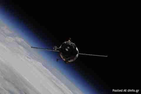 Φωτογραφίες της γης από το διάστημα!