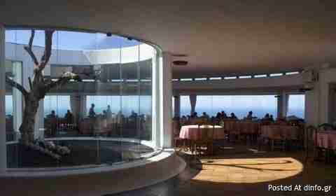 El Diablo, ένα εστιατόριο πάνω σε ηφαίστειο!