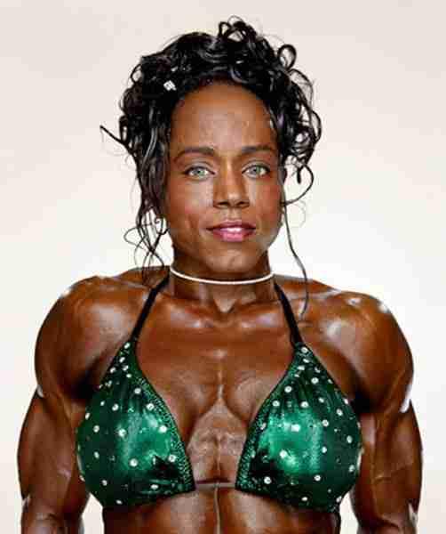 Πορτραίτα διάσημων γυναικών bodybuilders