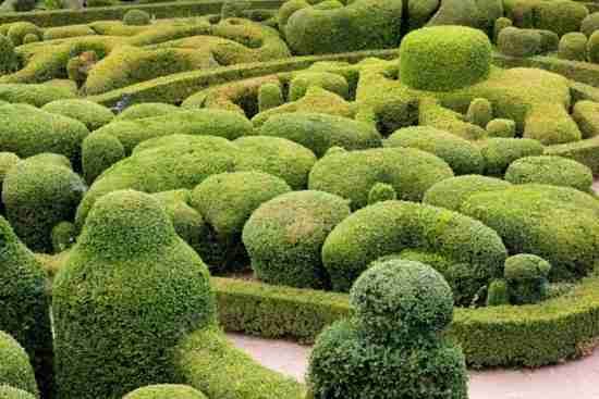 Οι πανέμορφοι κήποι του Marqueyssac