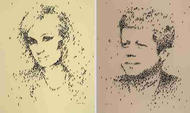 Τα ανθρώπινα πορτραίτα του Craig Alan