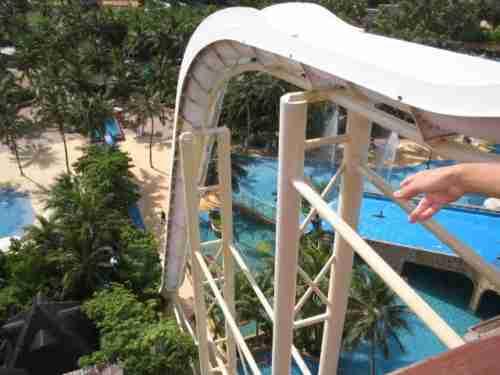 Η ψηλότερη νεροτσουλήθρα στον κόσμο