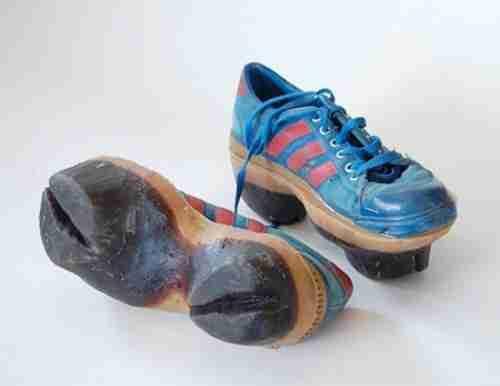 Παπούτσια με αποτύπωμα ζώου!