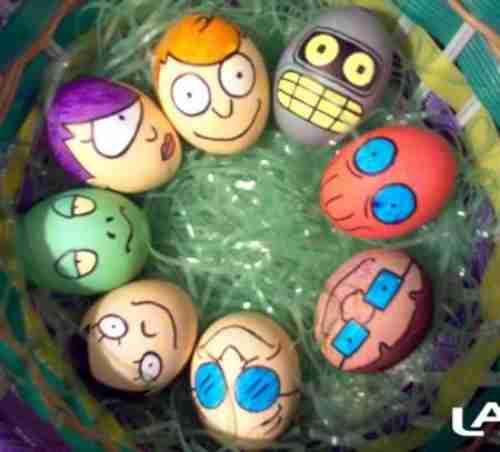 Τα πιο πρωτότυπα Πασχαλινά αυγά
