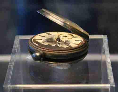 20 αντικείμενα που διασώθηκαν από τον Τιτανικό