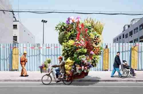 Μεταφορείς με ποδήλατα