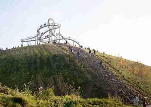 Το πιο παράξενο Roller Coaster