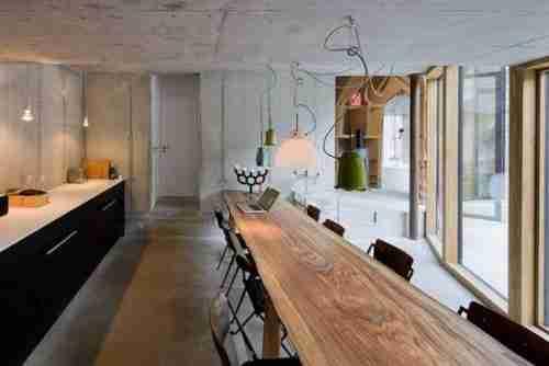 Το υπόγειο σπίτι της Ελβετίας
