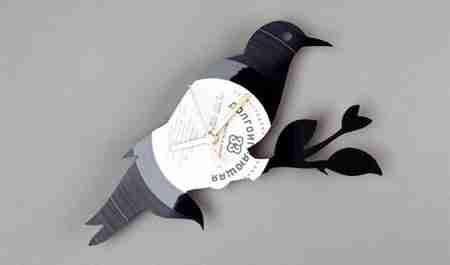 Πρωτότυπα ρολόγια από δίσκους βινυλίου