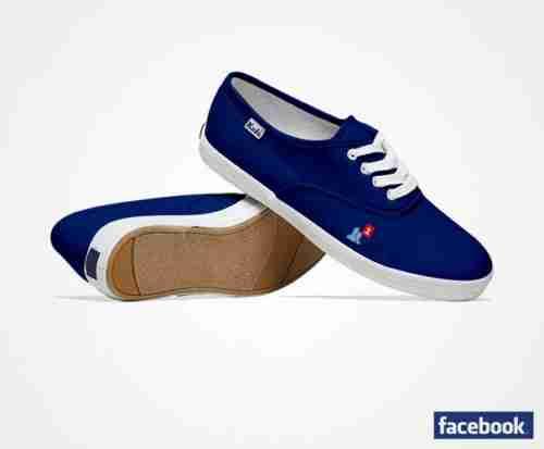 Παπούτσια εμπευσμένα από δημοφιλή Social Media
