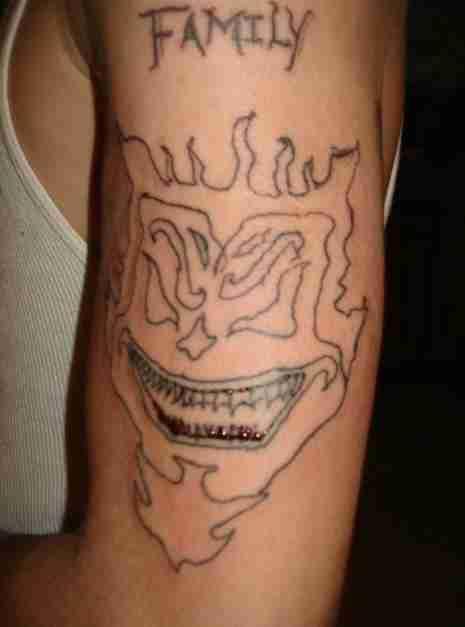 Ο χειρότερος καλλιτέχνης τατουάζ