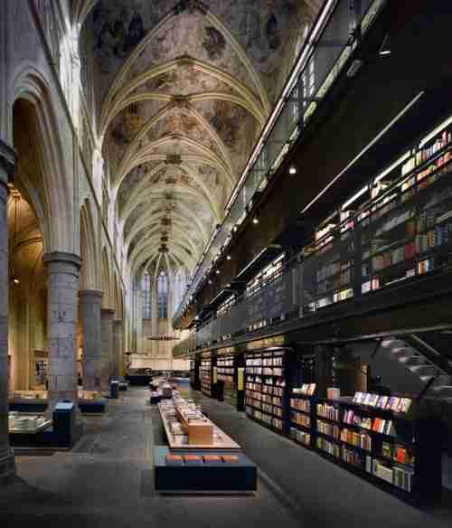 Το πιο όμορφο βιβλιοπωλείο στον κόσμο