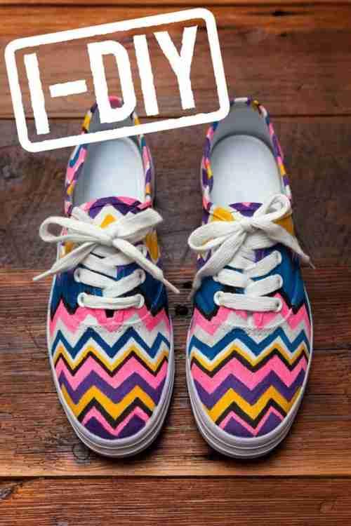 Τα δικά σας παπούτσια Missioni