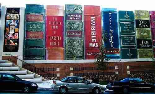 Καλωσήρθατε στην βιβλιοθήκη του Κάνσας