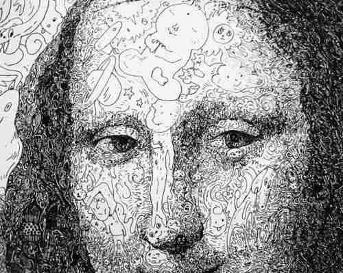 Οι πρωτότυποι πίνακες του Sagaki Keita