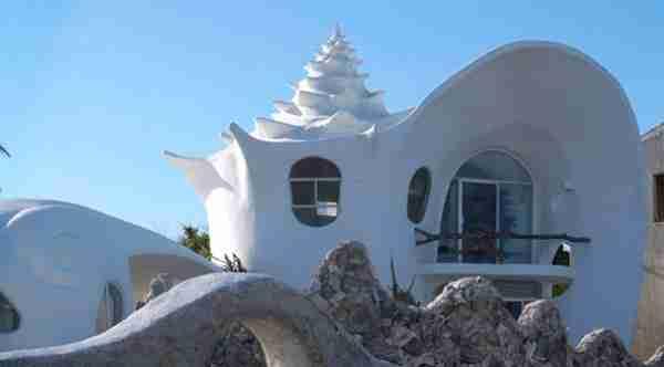 Το σπίτι Κοχύλι, του Οκτάβιο Οκάμπο