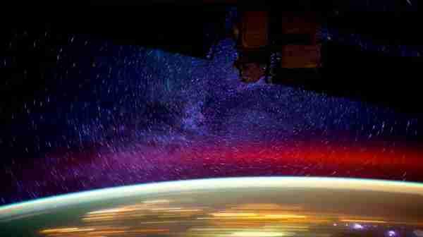Εντυπωσιακό Time-Lapse βίντεο από το Διεθνή Διαστημικό Σταθμό