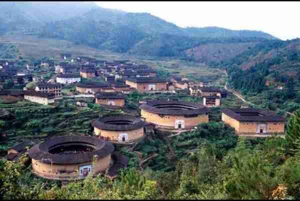 Tulou, τα μικρά κάστρα της Κίνας