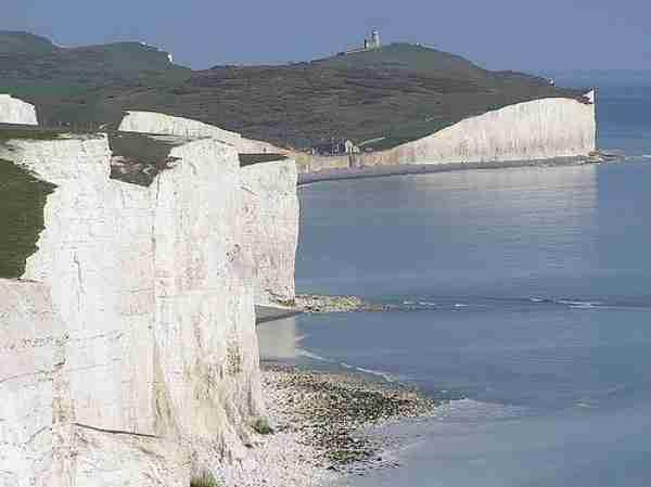Beachy Head, ο βράχος των αυτοκτονιών