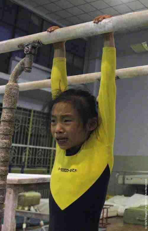 Αθλητικά σχολεία στην Κίνα: Προπόνηση ή βασανιστήρια;