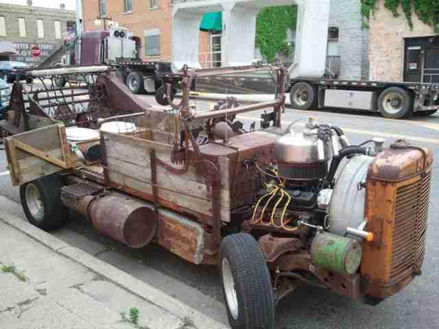 Το πιο παράξενο homemade.. αυτοκίνητο