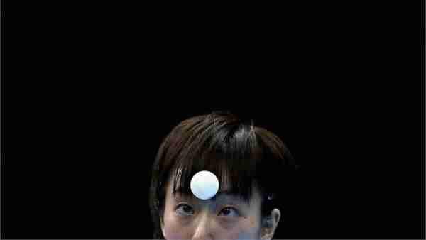 Τα αστεία πρόσωπα του Πινγκ Πονγκ