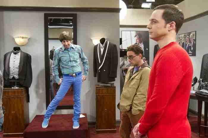 The Big Bang Theory: Πίσω από τις κάμερες