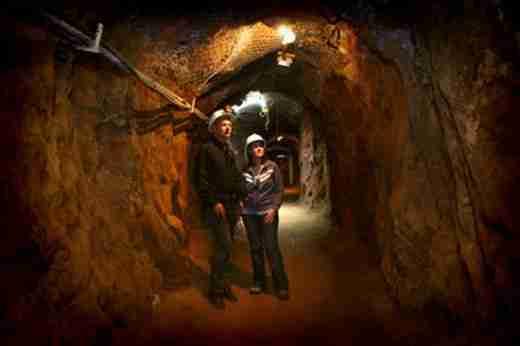 Βόρειο ορυχείο Χάναν, Κάλγκουρλι, Αυστραλία