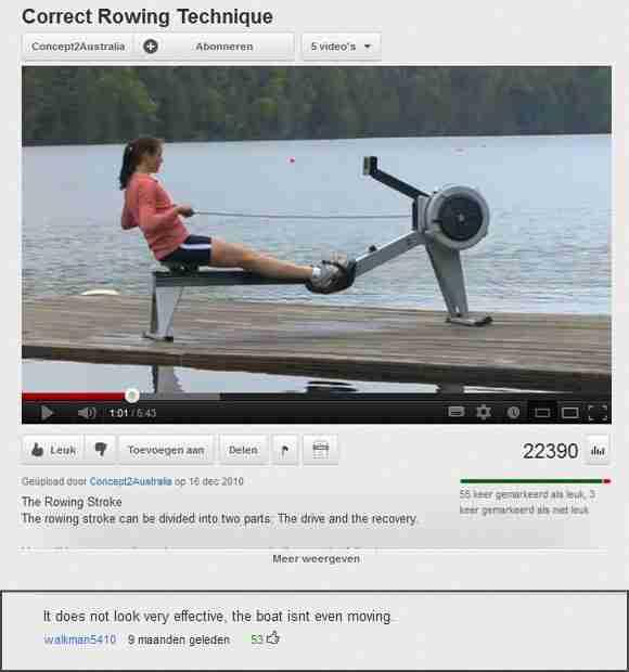 10 απίστευτα σχόλια στο Youtube