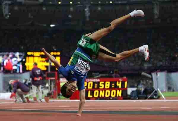 Οι 30 πιο δυνατές φωτογραφίες των Παραολυμπιακών Αγώνων 2012
