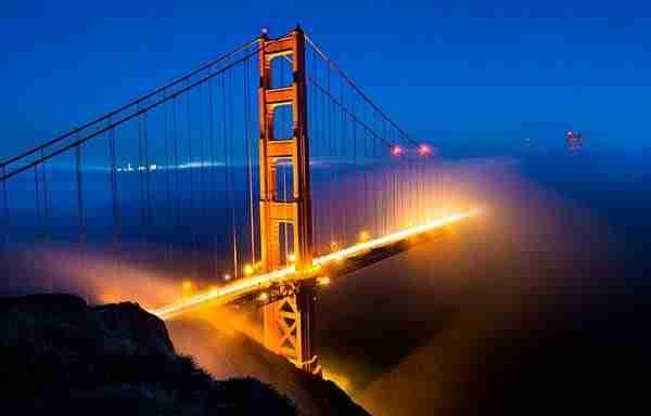 Η διάσημη ομίχλη του Σαν Φρανσίσκο