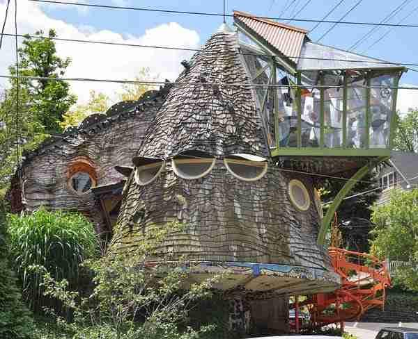 Το σπίτι Μανιτάρι