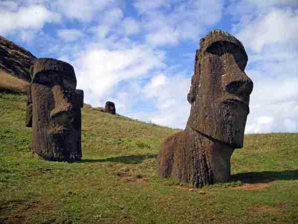 Το μυστηριώδες «Νησί του Πάσχα»