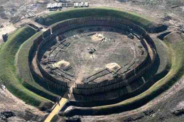 Circle Goseck