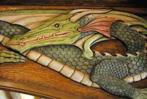 Green Dragon Pub, το μπαρ των Χόμπιτ στη Νέα Ζηλανδία