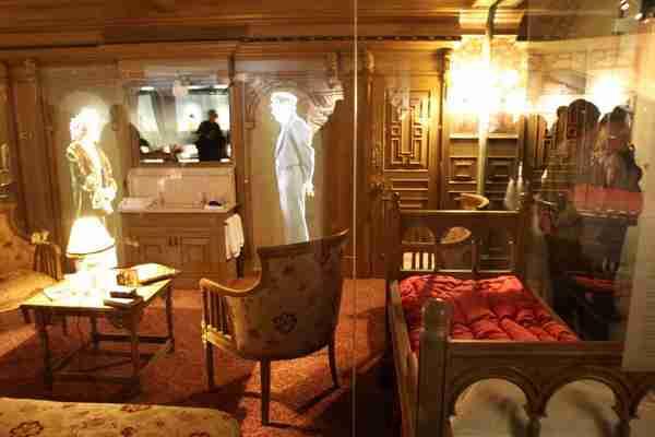 Το μουσείο του Τιτανικού στο Μπέλφαστ