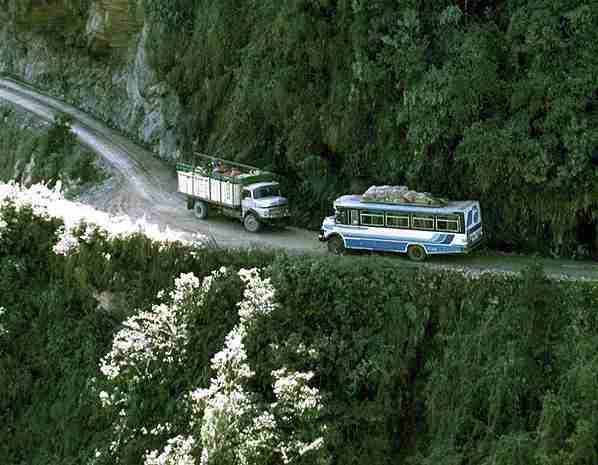 Οι 14 πιο παράξενοι δρόμοι στον κόσμο