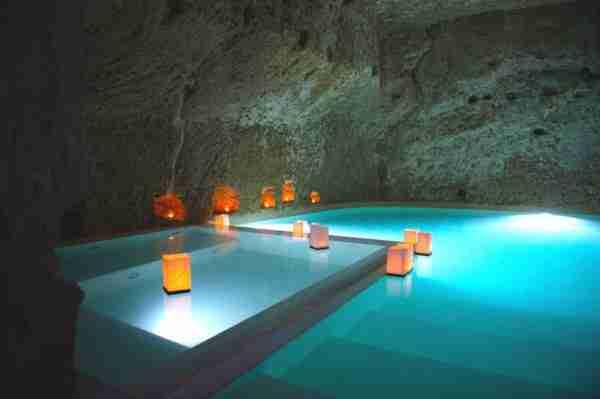 Domus Civita, το σπίτι με τις υπόγειες σπηλιές