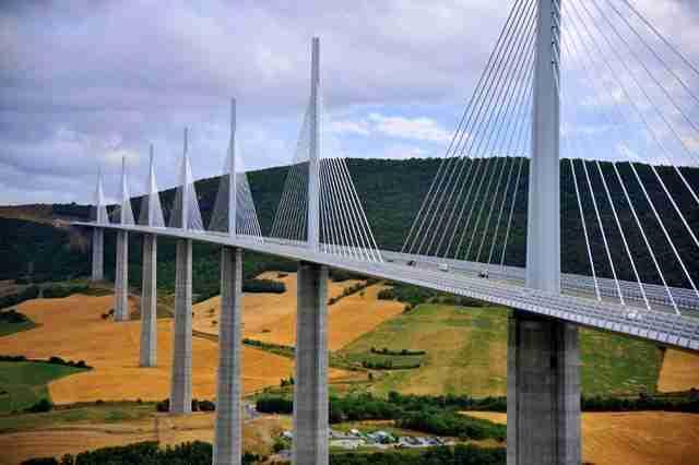 Γέφυρα Millau, Γαλλία