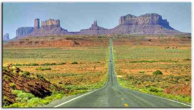 Route 163, Monument Valley