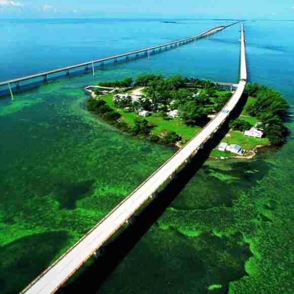 Υπερπόντια εθνική οδό - Φλόριντα Keys