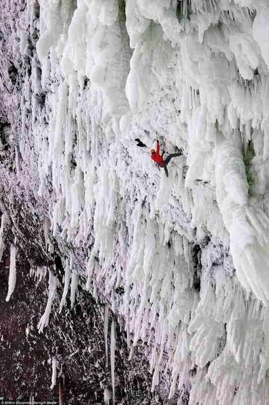 Haymken Falls, Βρετανική Κολούμπια