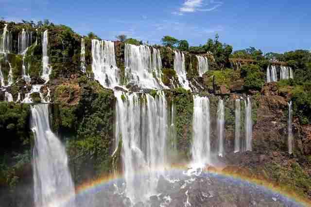 Καταρράκτες Ιγκουαζού, ένα θαύμα της φύσης!
