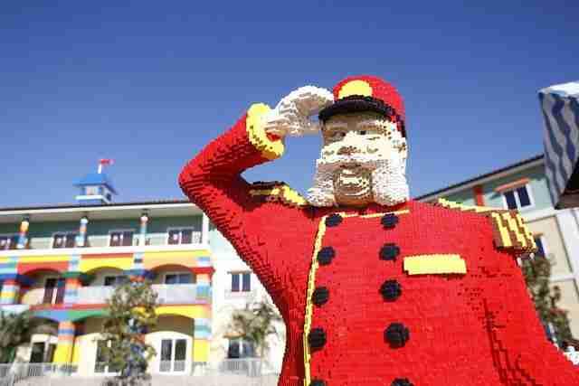Ξενοδοχείο με θέμα τα Lego, στη Καλιφόρνια