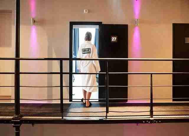 Het Arresthuis, από φυλακή.. ξενοδοχείο!